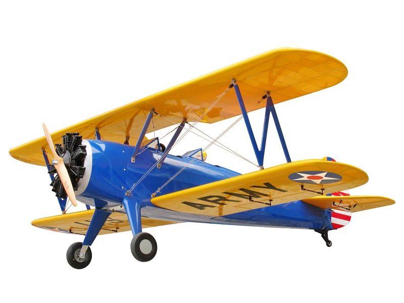 Boeing Stearman Pt