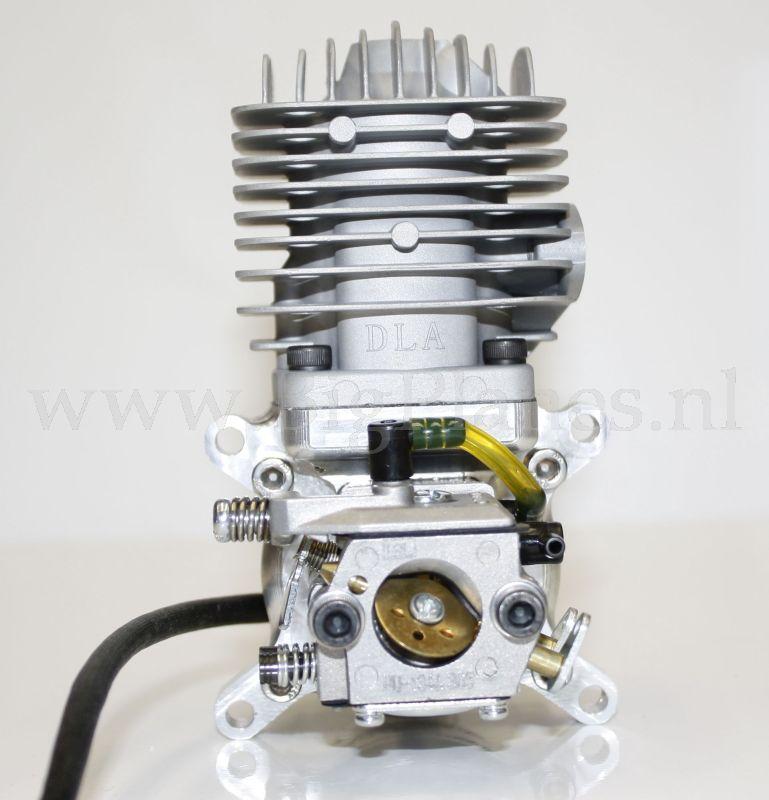 DLA32 New 32cc rc model gas engine (3 8hp, 1080gr)