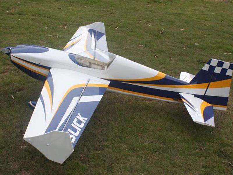 SLICK540 (173cm, 3 5kg, 20cc) Blue ARF