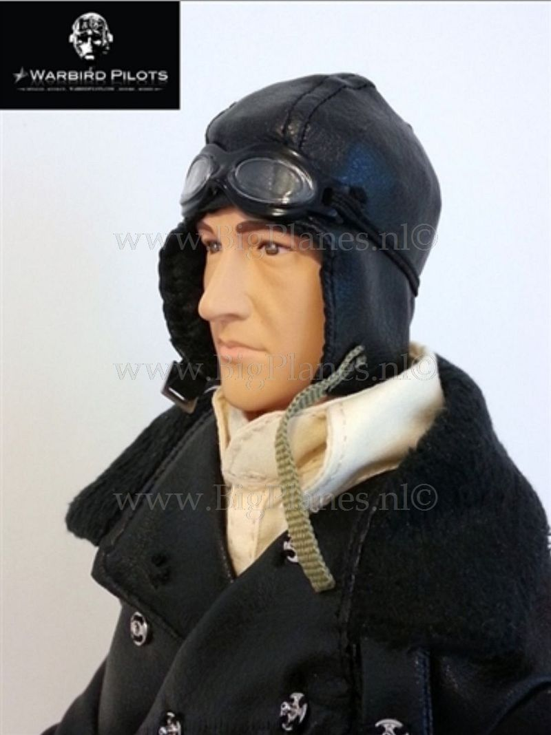 WWI German RC Warbird Pilot 15 Inch